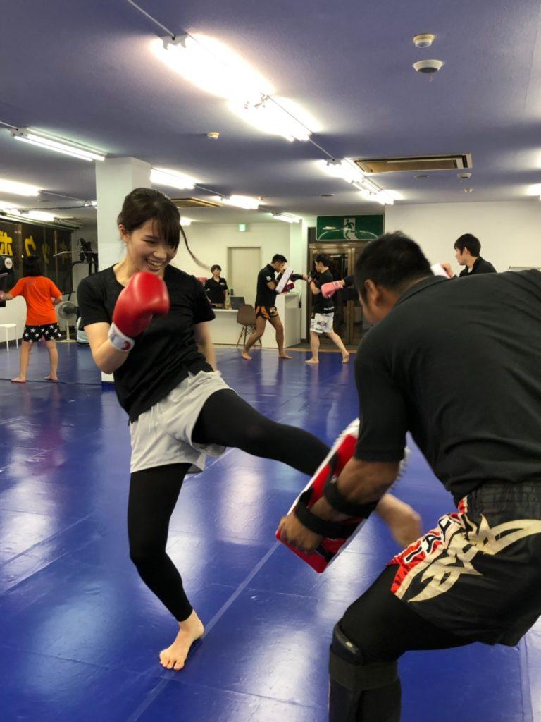 天下一ジム 高崎 キックボクシング - キックボクシングジム