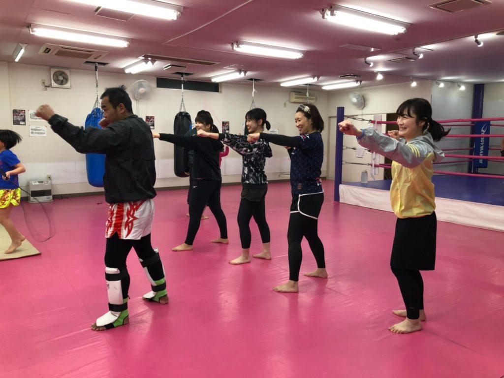 ワイルドシーサー 前橋店舗 体験レッスン - キックボクシングジム