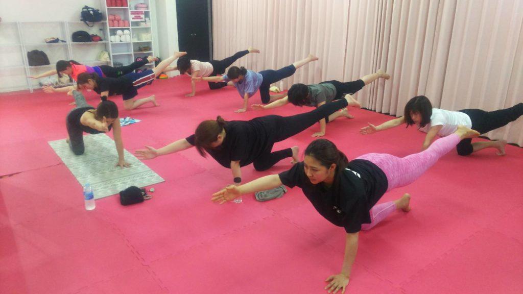 ワイルドシーサー高崎(京目町)のビューティー風景 - キックボクシングジム