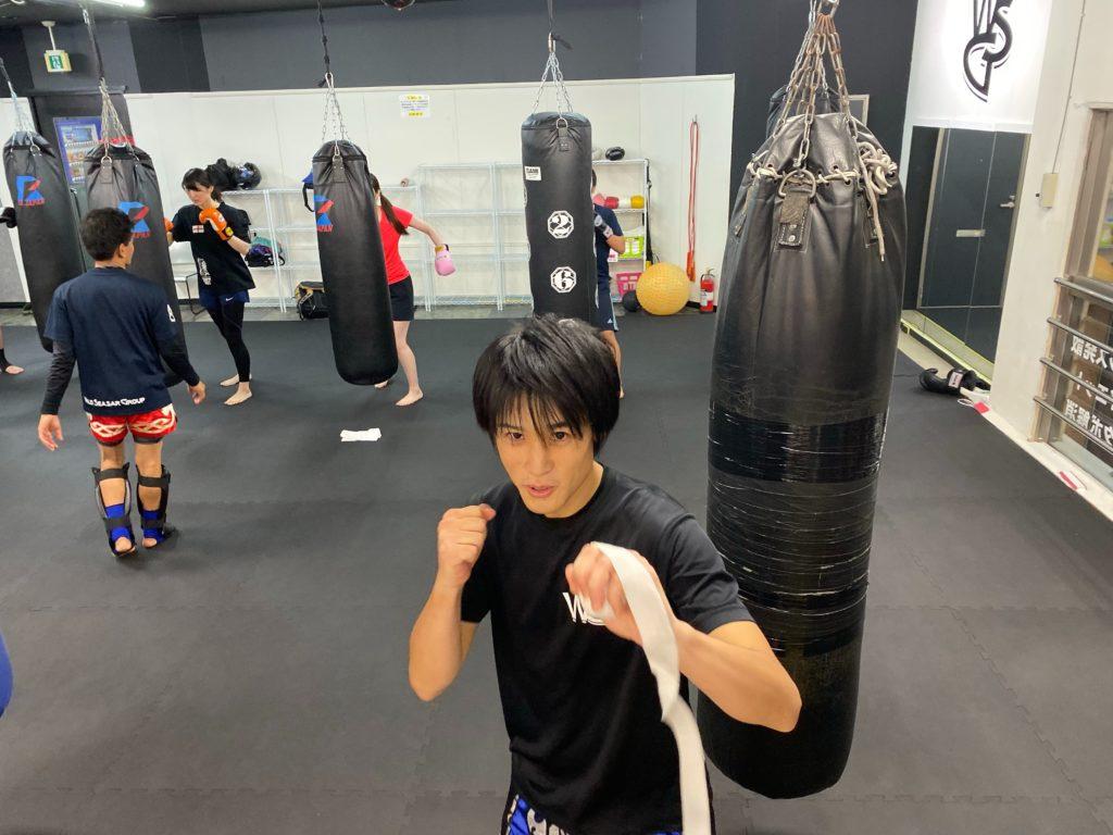 ワイルドシーサー高崎フロア - キックボクシングジム